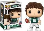FUNKO POP! SPORTS: NFL Legends - Joe Namath (Jets Home)