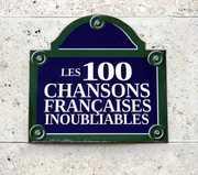 Les 100 Chansons Francaises Inoubli [Import] , Les 100 Chansons Francaises Inoubli