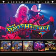 5 In 1 Boxset , Molly Hatchet