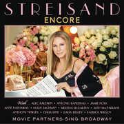 Encore: Movie Partners Sing Broadway , Barbra Streisand