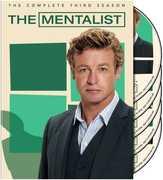 The Mentalist: The Complete Third Season , Simon Baker