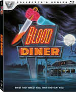 Blood Diner (Vestron Video Collector's Series) , Rick Burks