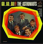 Go...Go...Go!! , The Astronauts