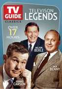 TV Guide Classics: Television Legends , Johnny Carson