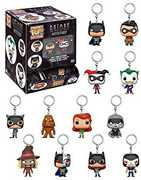 FUNKO POP! KEYCHAIN: DC Comics - Batman The Animated S2 4Pc Blindbox (One Figure Per Purchase)