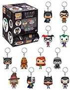 FUNKO POP! KEYCHAIN: DC Comics - Batman The Animated S2 4Pc Blindbox (One Figure Per Purchase)
