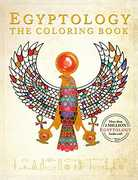 Egyptology: The Coloring Book (Ologies)