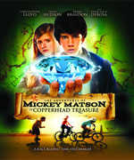 The Adventures Of Mickey Matson And The Copperhead Treasure , Ernie Hudson