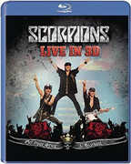 Get Your Sting and Blackout Live 2011 In 3D , Scorpions