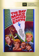The Day Mars Invaded Earth , Kent Taylor