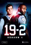 19-2: Season 1 , Adrian Holmes