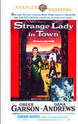 Strange Lady in Town , Greer Garson