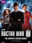 Doctor Who: The Complete Seventh Series , Jenna-Louise Coleman
