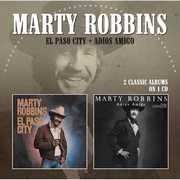El Paso City /  Adios Amigo [Import] , Marty Robbins