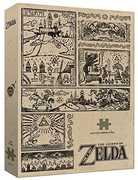 Puzzle (1000 Pc):The Legend Of Zelda: The Hero