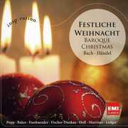 Festliche Weihnacht: Baroque Christmas /  Various [Import] , Various Artists