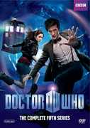 Doctor Who: The Complete Fifth Series , Alex Kingston