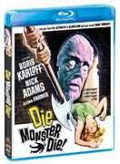 Die, Monster Die! , Suzanne Farmer