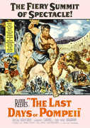 The Last Days of Pompeii , Steve Reeves