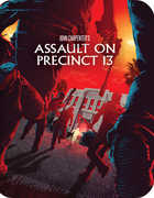 Assault on Precinct 13 (Steelbook) , Austin Stoker