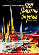 First Spaceship on Venus , Ignacy Machowski