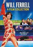 Will Ferrell 4-Film Collection , Will Ferrell