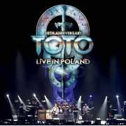 35th Anniversary Tour Live in Poland , Toto