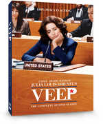Veep: The Complete Second Season , Julia Louis-Dreyfus