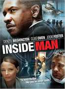 Inside Man (2006) , Denzel Washington