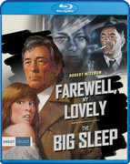 Farewell, My Lovely /  The Big Sleep , Robert Mitchum