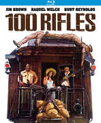 100 Rifles , Jim Brown