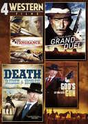 4-Film Western Pack: Volume 1