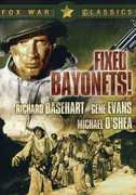 Fixed Bayonets , Richard Basehart
