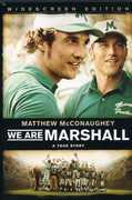 We Are Marshall , Matthew McConaughey