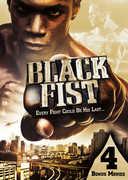 Black Fist , Jackie Robinson
