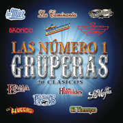 Numero 1 Gruperas: 20 Clasicos , Various Artists