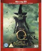 Oz the Great & Powerful (3D+2D) [Import] , Bill Cobbs