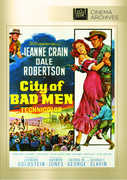 City of Bad Men , Jeanne Crain