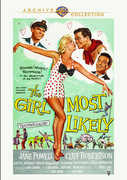 The Girl Most Likely , Jane Powell