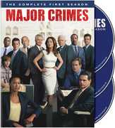 Major Crimes: The Complete First Season , Tony Denison