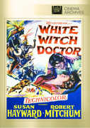 White Witch Doctor , Susan Hayward