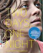 Two Days, One Night (Criterion Collection) , Marion Cotillard