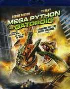 Mega Python Vs. Gatoroid , Tiffany A. Martinez