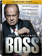Boss: Season One , Kelsey Grammer