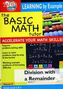 Basic Math Tutor: Division With A Remainder , Jason Gibson