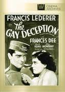 The Gay Deception , Francis Lederer