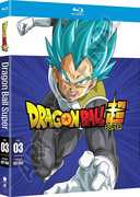 Dragon Ball Super: Part Three , Christopher R. Sabat