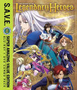 Legend Of The Legendary Heroes: Comp Series