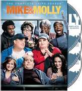 Mike & Molly: The Complete Third Season , Billy Gardell