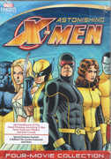 Marvel Knights X-Men Four Films (Dangerous /  Gifted /  Torn /  Unstoppable)